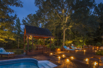 Natchitoches Backyard Retreat
